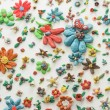 Plasticine Flowers — Stock Photo #8112650
