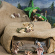 Stock Photo: Nativity of Jesus