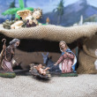 Foto Stock: Nativity of Jesus