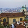 Stock Photo: Overview of city of Prague