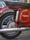 Zabytkowych motocykli — Zdjęcie stockowe