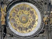 Astronomical Clock Prague — Stock Photo