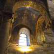 Byzantine Church interior — Stock Photo