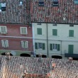 Italian roofs — Stock Photo