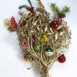 Stock Photo: Holiday Retro Ornament