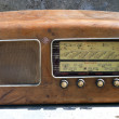 Old Radio — Stock Photo #8145712