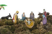 Adoration of the Magi with working path — Stock Photo