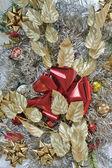 Christmas ornaments — ストック写真