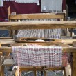 Old wool loom — Stock Photo #8166854