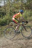 De ciclista de carretera — Foto de Stock