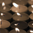 Candles close up — Stock Photo #8268125
