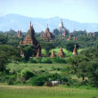 Temples in Bagan, Myanmar — Stock Photo