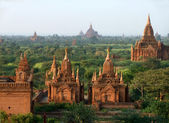 Temple in Bagan, Myanmar — Stock Photo
