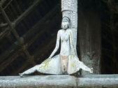 巴布亚偶像 — 图库照片