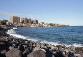 Catania seafront — Stock Photo