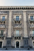 Baroque building — Stock Photo