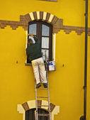 House Painter — Stock Photo