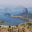 Stock Photo: The mountain Sugar Loaf in Rio de Janeiro
