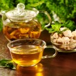 Green Tea — Stock Photo #8017224