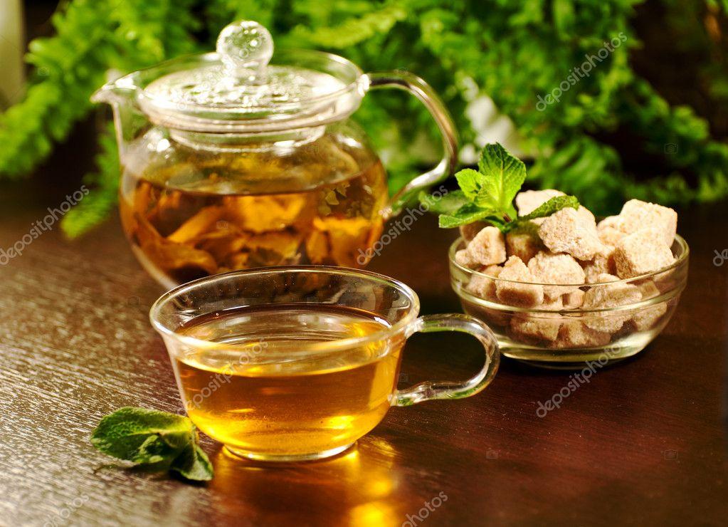Можно ли похудеть от зеленого чая