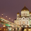 Cathedral of Christ Saviour — Stok Fotoğraf #8407155