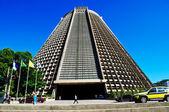 Metropolitan Cathedral in Rio de Janeiro — Stock Photo