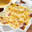 Scalloped potatoes - Stock Photo