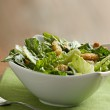 Caesar salad with coypspace — Stock Photo #8629485