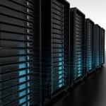 Servers — Stock Photo #8639796
