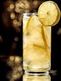 Glamour de limonade tourné — Photo