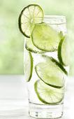 Limonada de vino espumoso — Foto de Stock
