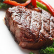 Steak dinner — Stockfoto