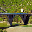 Royalty-Free Stock Photo: Old beautiful bridge in Ziama Mensoria in Jijel, Algeria