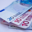 Euro banknote — Stock Photo
