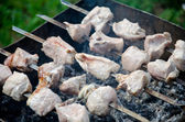 Roast meat — Stockfoto