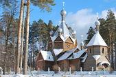 L'église saint-nicolas de myra — Photo