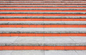 Background of concrete stairs — Stockfoto