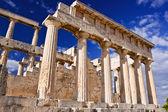 Храм Афеи, о. Эгина, Греция / The Temple of Aphaea. Aegina, Greece — Stok fotoğraf