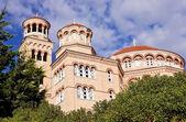 Собор Святителя Нектария Эгинского. / Cathedral Saint Nectarios of Aegina — Stockfoto