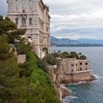 Океанографический музей Монако / Oceanographic Museum. Monaco-Ville, Monaco — Stock Photo #8350835