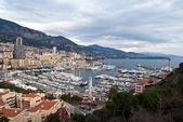 Панорама порта Монако / Harbour of Monaco — Stock fotografie