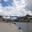 Stock Photo: Quay of Porto. Portugal.