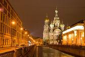Church of the Savior on Blood. Saint Petersburg, Russia — Stock Photo