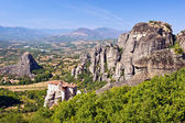 Monasteries of Meteora — Stock Photo