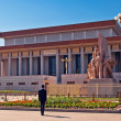 Mausoleum of Mao Zedong. Beijing, China. — Stock Photo