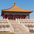 Forbidden City. Beijing, China. - Stock Photo