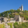 Tsarevets of Veliko Tarnovo, Bulgaria — Stock Photo