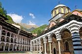 Monastery of Saint Ivan of Rila, Bulgaria — Stock Photo
