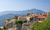 Monastère de saint-étienne. météores, thessalie, grèce — Photo