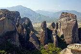 Meteora - valle de monasterios. tesalia, grecia — Foto de Stock